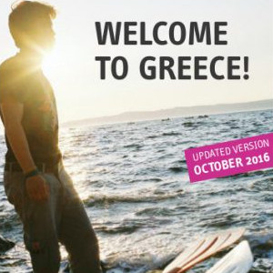 Welcome to Greece! An info-guide for refugees and migrants in english, farsi and arabic (October 2016)